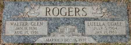 UDALL ROGERS, LUELLA - Maricopa County, Arizona | LUELLA UDALL ROGERS - Arizona Gravestone Photos