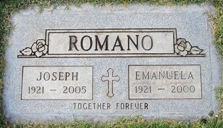 ROMANO, JOSEPH A - Maricopa County, Arizona | JOSEPH A ROMANO - Arizona Gravestone Photos