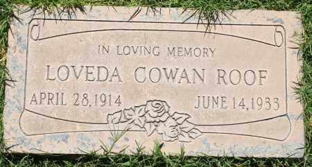 ROOF, LOVEDA - Maricopa County, Arizona | LOVEDA ROOF - Arizona Gravestone Photos