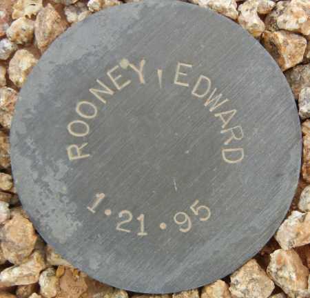 ROONEY, EDWARD - Maricopa County, Arizona | EDWARD ROONEY - Arizona Gravestone Photos