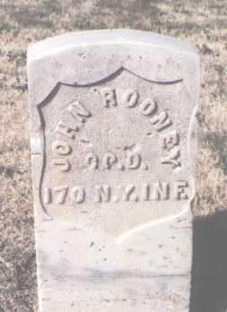 ROONEY, JOHN - Maricopa County, Arizona | JOHN ROONEY - Arizona Gravestone Photos