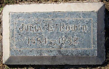 ROUTH, JULIA L - Maricopa County, Arizona | JULIA L ROUTH - Arizona Gravestone Photos