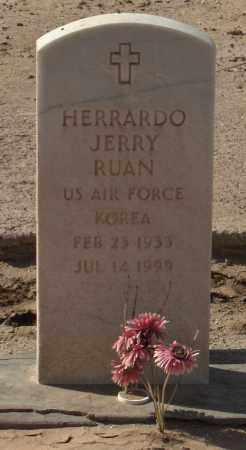 RUAN, HERRARDO JERRY - Maricopa County, Arizona | HERRARDO JERRY RUAN - Arizona Gravestone Photos