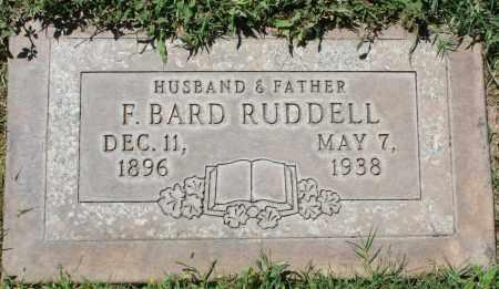 RUDDELL, F. BARD - Maricopa County, Arizona | F. BARD RUDDELL - Arizona Gravestone Photos