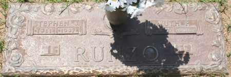 RUNZO, RUTH P. - Maricopa County, Arizona | RUTH P. RUNZO - Arizona Gravestone Photos