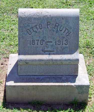 RUTH, OTTO P. - Maricopa County, Arizona | OTTO P. RUTH - Arizona Gravestone Photos