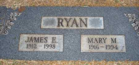 RYAN, JAMES E. - Maricopa County, Arizona | JAMES E. RYAN - Arizona Gravestone Photos