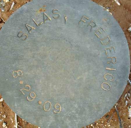 SALAS, FREDERICO - Maricopa County, Arizona | FREDERICO SALAS - Arizona Gravestone Photos