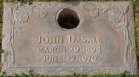 SALE, JOHN DOYLE - Maricopa County, Arizona | JOHN DOYLE SALE - Arizona Gravestone Photos