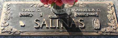 SALINAS, RAUL C - Maricopa County, Arizona | RAUL C SALINAS - Arizona Gravestone Photos