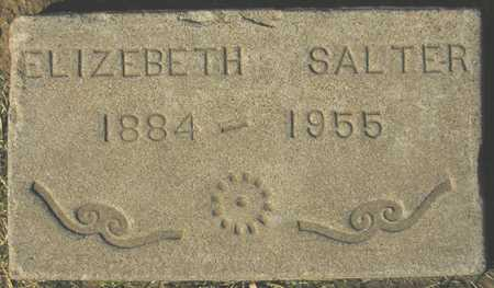 SALTER, ELIZEBETH - Maricopa County, Arizona | ELIZEBETH SALTER - Arizona Gravestone Photos