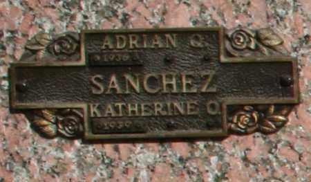 SANCHEZ, ADRIAN Q - Maricopa County, Arizona   ADRIAN Q SANCHEZ - Arizona Gravestone Photos