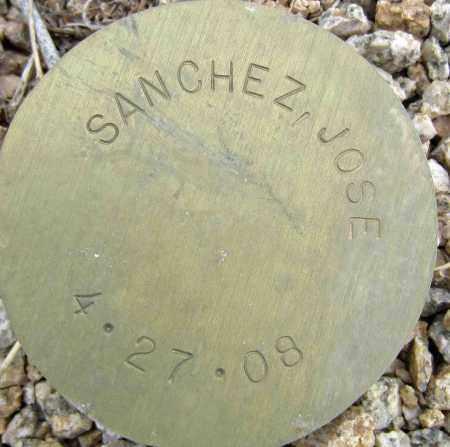SANCHEZ, JOSE - Maricopa County, Arizona   JOSE SANCHEZ - Arizona Gravestone Photos