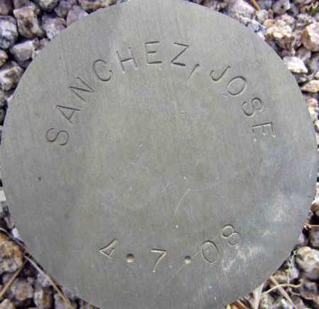 SANCHEZ, JOSE - Maricopa County, Arizona | JOSE SANCHEZ - Arizona Gravestone Photos