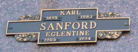 SANFORD, KARL - Maricopa County, Arizona   KARL SANFORD - Arizona Gravestone Photos