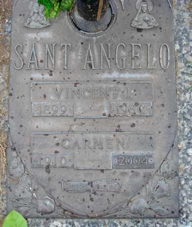 SANT ANGELO, VINCENT J. - Maricopa County, Arizona | VINCENT J. SANT ANGELO - Arizona Gravestone Photos