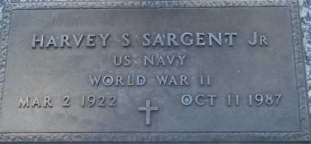 SARGENT, HARVEY S. JR. - Maricopa County, Arizona | HARVEY S. JR. SARGENT - Arizona Gravestone Photos