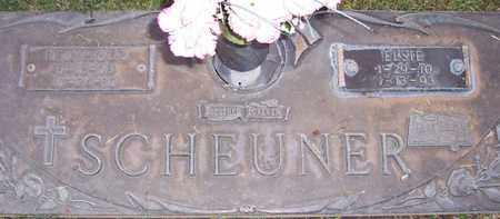 SCHEUNER, ELSIE - Maricopa County, Arizona | ELSIE SCHEUNER - Arizona Gravestone Photos
