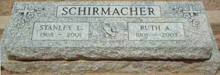 SCHIRMACHER, STANLEY - Maricopa County, Arizona | STANLEY SCHIRMACHER - Arizona Gravestone Photos