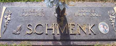 SCHMENK, ELMER C. - Maricopa County, Arizona | ELMER C. SCHMENK - Arizona Gravestone Photos