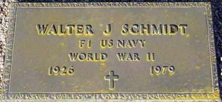 SCHMIDT, WALTER J. - Maricopa County, Arizona | WALTER J. SCHMIDT - Arizona Gravestone Photos