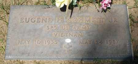 SCHMITT, EUGENE H., JR. - Maricopa County, Arizona | EUGENE H., JR. SCHMITT - Arizona Gravestone Photos