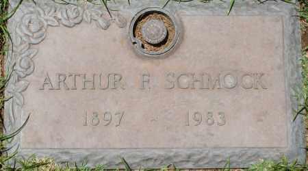 SCHMOCK, ARTHUR F. - Maricopa County, Arizona | ARTHUR F. SCHMOCK - Arizona Gravestone Photos