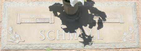 SCHMOLL, MARGARET E. - Maricopa County, Arizona | MARGARET E. SCHMOLL - Arizona Gravestone Photos