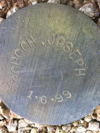 SCHOCH, JOSEPH - Maricopa County, Arizona | JOSEPH SCHOCH - Arizona Gravestone Photos