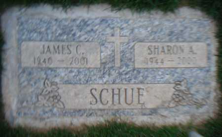 SCHUE, JAMES C. - Maricopa County, Arizona | JAMES C. SCHUE - Arizona Gravestone Photos