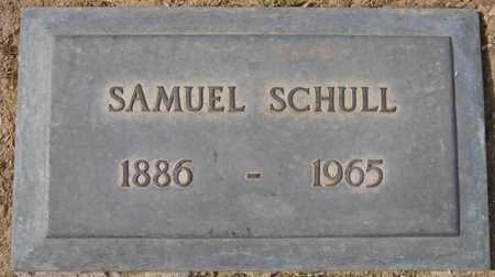 SCHULL, SAMUEL - Maricopa County, Arizona | SAMUEL SCHULL - Arizona Gravestone Photos