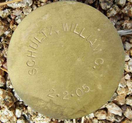 SCHULTZ, WILLIAM C. - Maricopa County, Arizona   WILLIAM C. SCHULTZ - Arizona Gravestone Photos