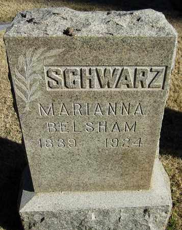 SCHWARZ, MARIANNA - Maricopa County, Arizona | MARIANNA SCHWARZ - Arizona Gravestone Photos