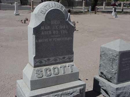 SCOTT, CATHARINE MITCHELL - Maricopa County, Arizona | CATHARINE MITCHELL SCOTT - Arizona Gravestone Photos