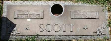 SCOTT, RUTH E - Maricopa County, Arizona | RUTH E SCOTT - Arizona Gravestone Photos