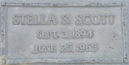 SCOTT, STELLA - Maricopa County, Arizona   STELLA SCOTT - Arizona Gravestone Photos