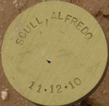 SCULL, ALFREDO - Maricopa County, Arizona | ALFREDO SCULL - Arizona Gravestone Photos