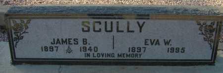 SCULLY, JAMES B. - Maricopa County, Arizona | JAMES B. SCULLY - Arizona Gravestone Photos