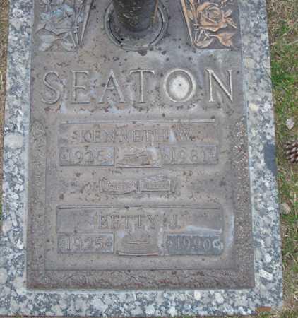 SEATON, KENNETH W. - Maricopa County, Arizona | KENNETH W. SEATON - Arizona Gravestone Photos