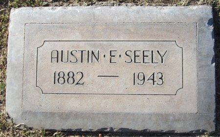 SEELY, AUSTIN - Maricopa County, Arizona | AUSTIN SEELY - Arizona Gravestone Photos