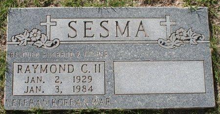 SESMA, RAYMOND C, II - Maricopa County, Arizona | RAYMOND C, II SESMA - Arizona Gravestone Photos