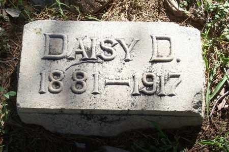 SEXSON, DAISY D. - Maricopa County, Arizona | DAISY D. SEXSON - Arizona Gravestone Photos