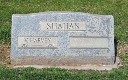SHAHAN, VERNON HARVEY - Maricopa County, Arizona | VERNON HARVEY SHAHAN - Arizona Gravestone Photos
