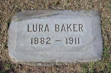 SHARP, LURA - Maricopa County, Arizona | LURA SHARP - Arizona Gravestone Photos