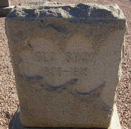 SHAW, LOLA - Maricopa County, Arizona | LOLA SHAW - Arizona Gravestone Photos