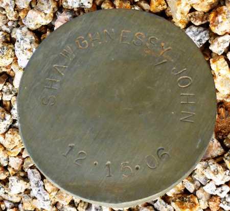 SHAWGHNESSY, JOHN - Maricopa County, Arizona | JOHN SHAWGHNESSY - Arizona Gravestone Photos