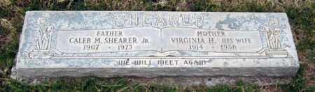 SHEARER, CALEB MASSEY JR. - Maricopa County, Arizona | CALEB MASSEY JR. SHEARER - Arizona Gravestone Photos