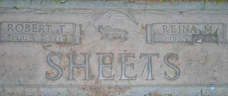 SHEETS, ROBERT T. - Maricopa County, Arizona   ROBERT T. SHEETS - Arizona Gravestone Photos