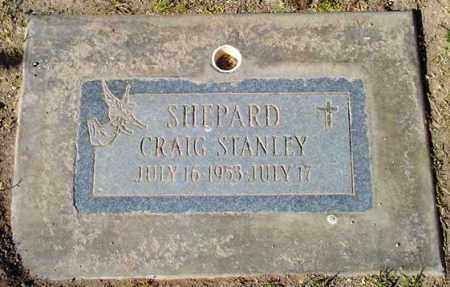 SHEPARD, CRAIG STANLEY - Maricopa County, Arizona | CRAIG STANLEY SHEPARD - Arizona Gravestone Photos