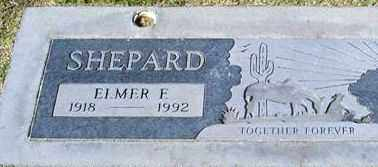 SHEPARD, ELMER F. - Maricopa County, Arizona | ELMER F. SHEPARD - Arizona Gravestone Photos
